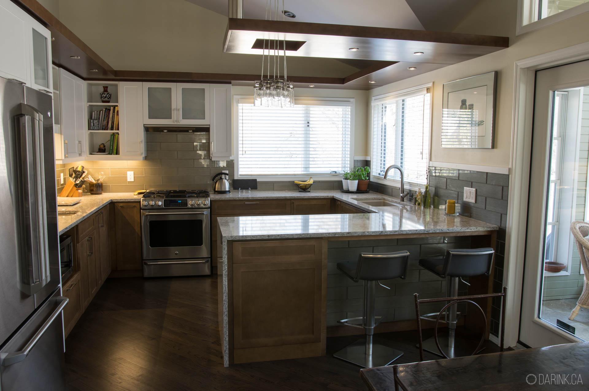 Dining Room & Kitchen Renovation