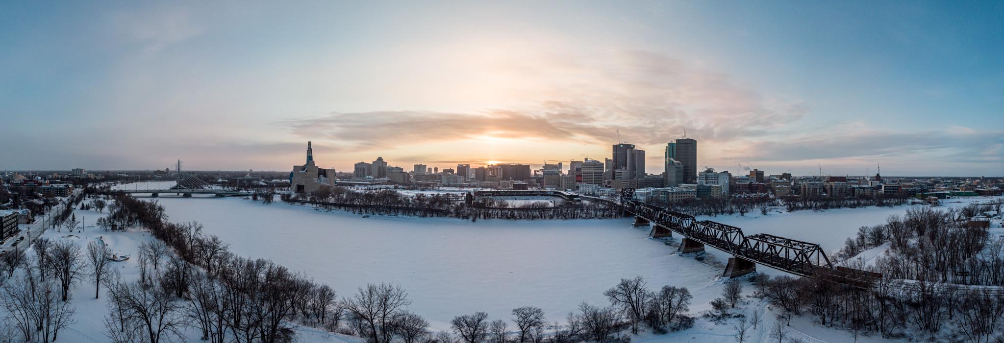 Upscape Downtown Winnipeg